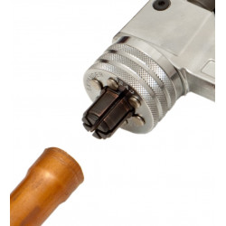 Single stage tube expander and calibration tool