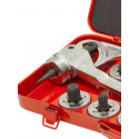 Espansore manuale per tubi di rame, alluminio e acciaio