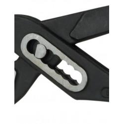 Adjustable waterpump plier with plastic handle