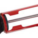 Pistola per silicone con doppio rinforzo