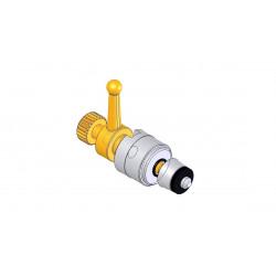 Premontato rubinetto rapido per pompa disostruente manuale (rif. art.904100)
