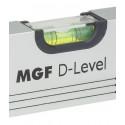 Nivel de burbuja de aire MGF