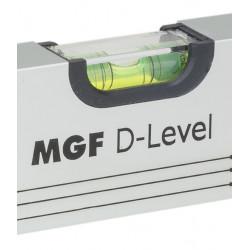 Niveau à bulle interaxial en aluminium D-Level