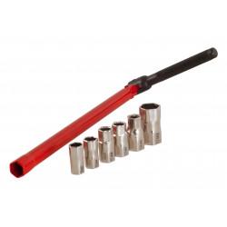 Chiave esagonale per sottolavelli rubinetti kit 7 misure