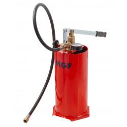Manual pressure testing pump MGF