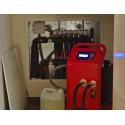 TWISTER Machine complète Lavage, épreuve et débouchage