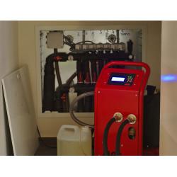 TWISTER Máquina completa de Lavado, prueba y limpieza