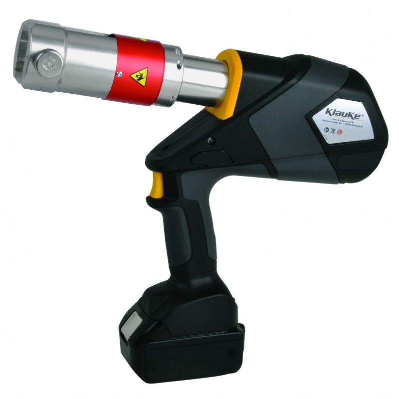 Battery-powered pressfitting tool Klauke CLASSIC 110 B