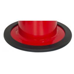 Protección de caucho negro Ø175 bomba de limpieza de drenaje inferior