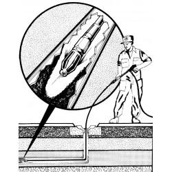 Pompe de épreuve électrique PRESS type REMS