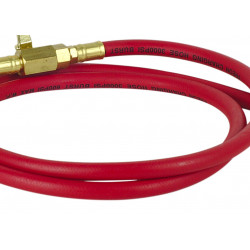 Charging hose R410 and R32 According to SAE J2196