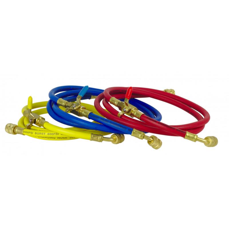 Charging hose R422, R407, R134
