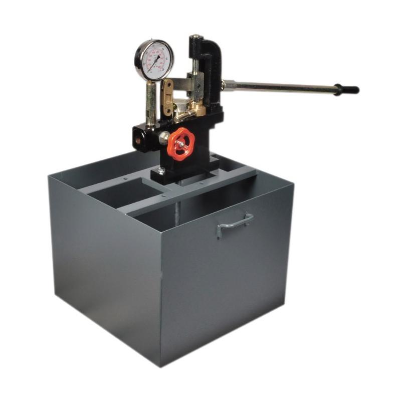 Pompe épreuve manuelle haute pression