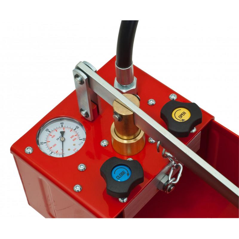 Doppelventil-Tester Pump DUAL 60 bar