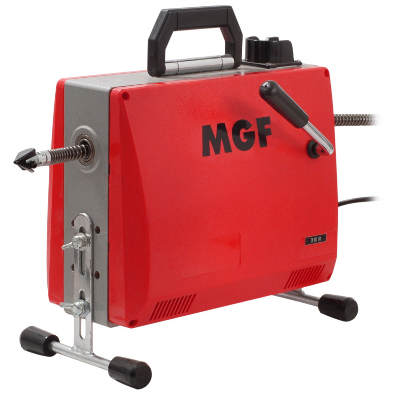 Muelle desatascador manual MDM 25