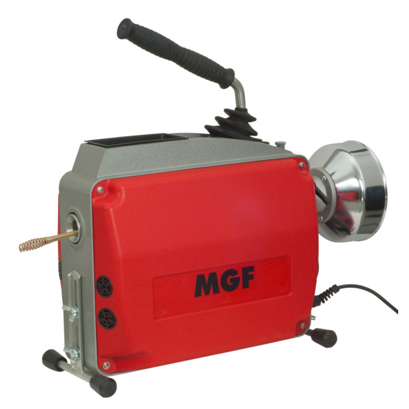 MDM 150 Machine de nettoyage et de débouchage de drain à ressort