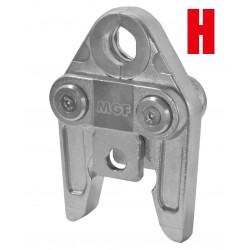 Pressbacke H Profil