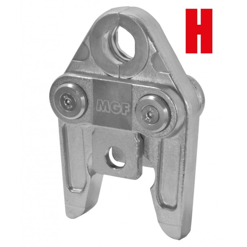 Jaw Pressfitting Tool Type H