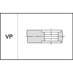 Pressbacke VP Profil