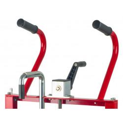 Heizkörper-Transportkarre mit Treppensteiger