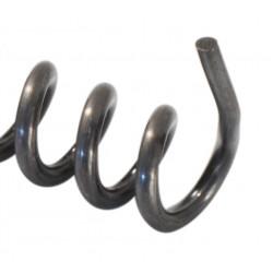 Tête spirale droite avec crochet Ø 16mm pour Déboucheur à sections de câble