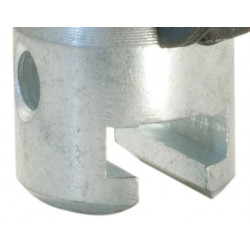 Trivella a lancia Ø22mm per Macchina Disostruente a molla