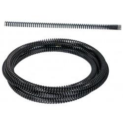 Espiral desatascadora Ø 22mm para Maquina para desatascar