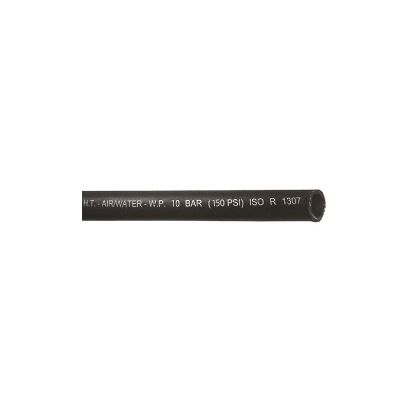 Rubber hose 16x23 10bar 80°C ISO R1307