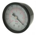 Vacuum gauge axial Stainless Steel Rear 50mm