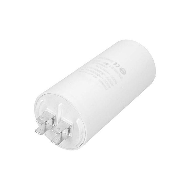Condensatore 10µF 450V 50/60Hz