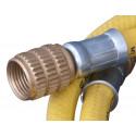 Tubo giallo per ridotte perdite di carico in fase di vuoto senza depressore