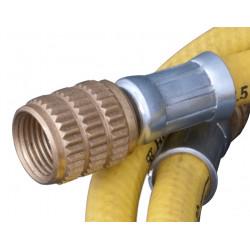 Tube de couleur jaune, sans dépresseur idéal pour le secteur de la climatisation