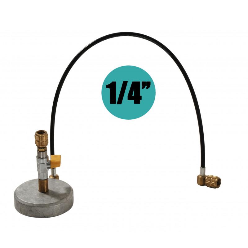 Soporte de cilindro de 1/4''