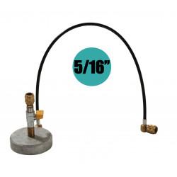 """Support de cylindre de 5/16"""""""
