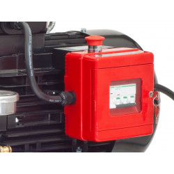 Pompa Collaudo Impianti Elettrica Alta pressione 500 bar