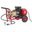 Test pump - high pressure 500 bar, electric
