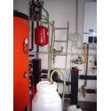 Pompa per lavaggio e caricamento impianti termici e solari - MGFtools