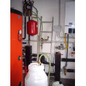 Pump for filling and flushing closed heating circuits - Plumbing tools