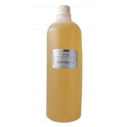 Mélange d'extraits naturels de citronnelle idéale contre les insectes