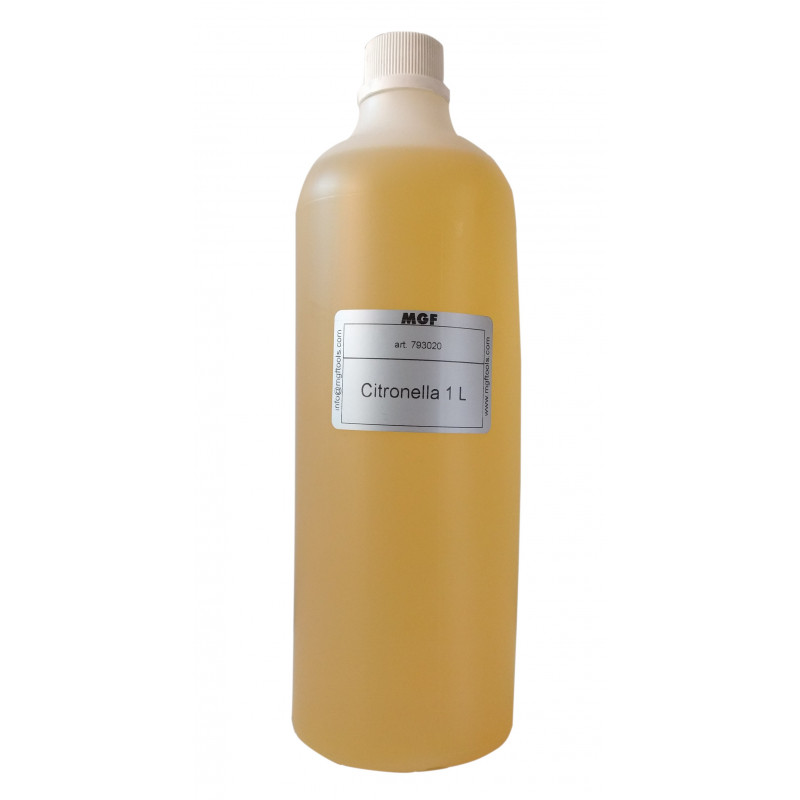Essenza naturale contro le zanzare agli estratti di citronella