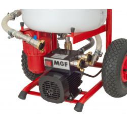 Pompa per lavare impianti a pavimento - MGF utensili per idraulici