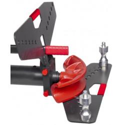 Piegatubi per curvare tubi acciaio e zincato - MGF Tools