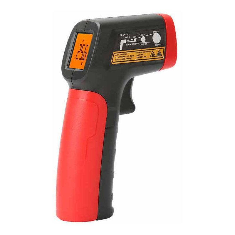 Thermomètre infrarouge avec laser