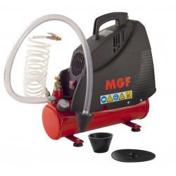 Pompe déboucheur électrique à pression, compresseur d'air BLITZ