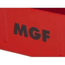 Pompa collaudo impianti MGFTools - Made in Italy