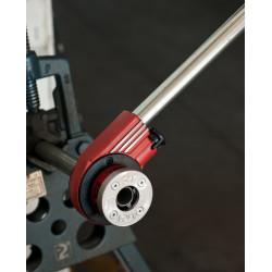 Terraja manual a carraca para tubos de 1/4'' a 2'' - MGF tools