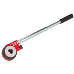 Filettatrice manuale a cricco per tubi da 1/4'' a 2'' - MGF tools