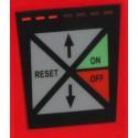 Refrigerant gas leak detector High Grade LT