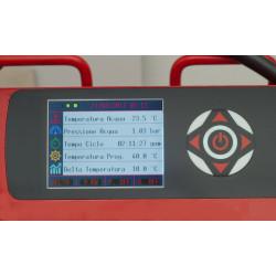 Scaldamassetto e caldaia elettrica portatile - MGF Vulcano