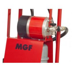 Mobile Elektroheizzentrale Kit Vulcano POWER 20 KW
